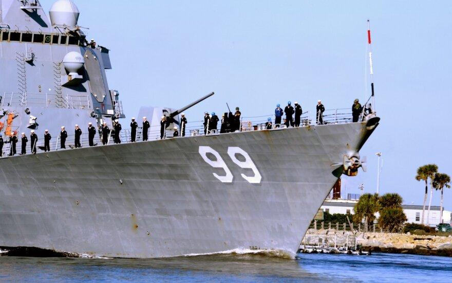 """""""USS Farragut"""""""