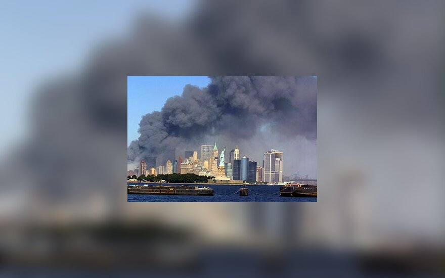 Rugsėjo 11-oji, teroras Niujorke