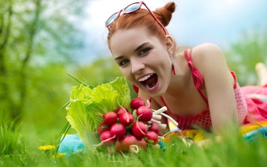 """Mitybos specialistė: natūralus maistas grąžina """"užmuštus"""" skonio receptorius"""