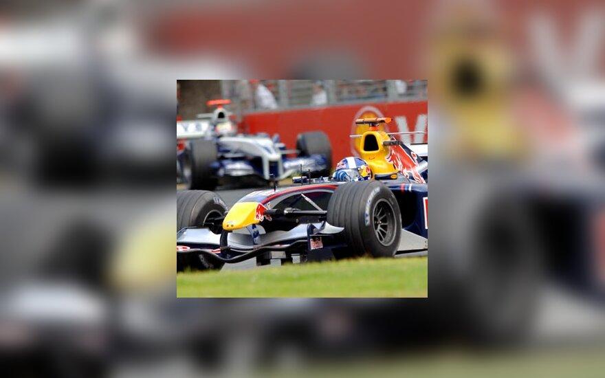 "David Coulthard (""Red Bull"")"