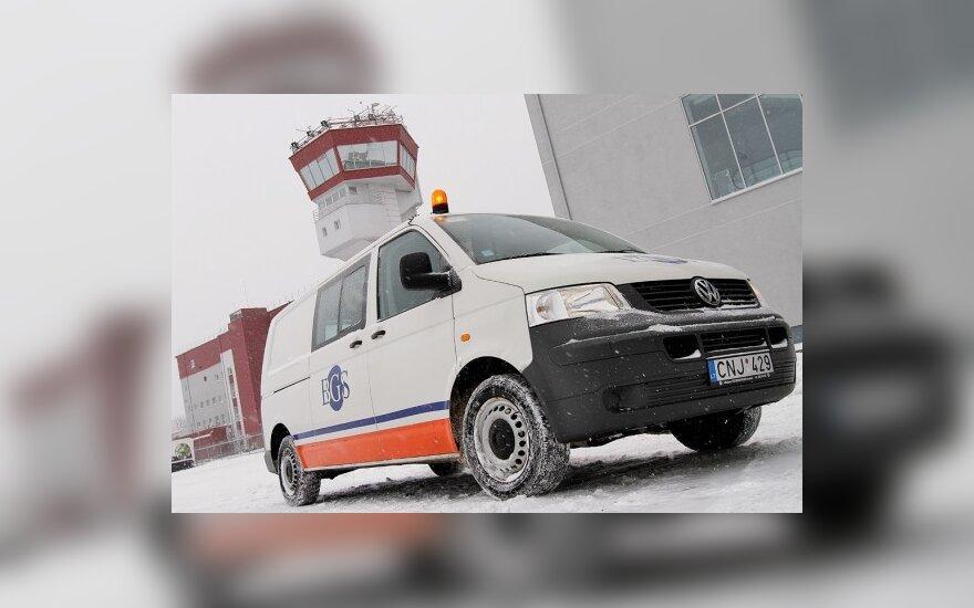 """""""Baltic Ground Services"""" žengia į Lenkijos oro uostus"""