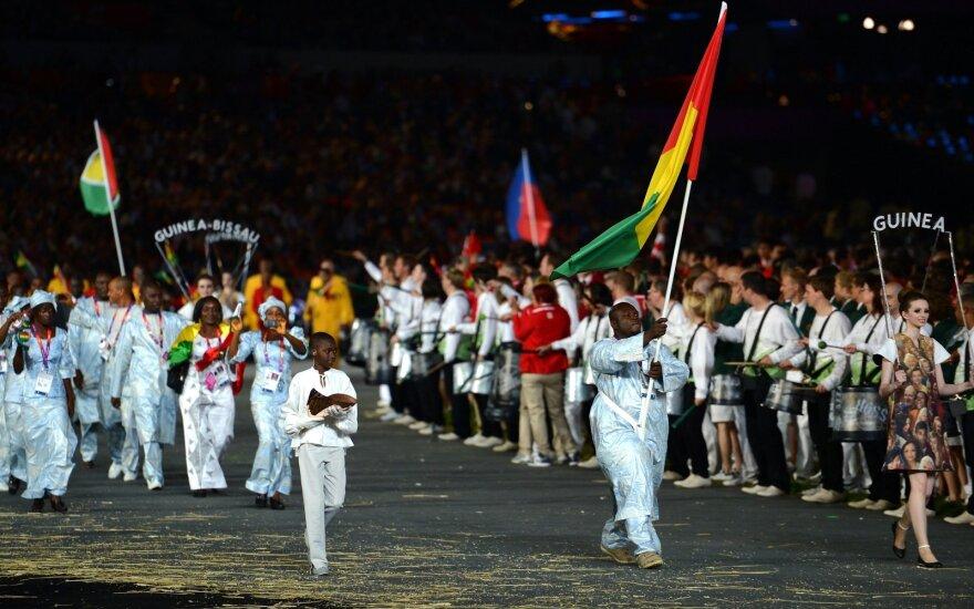Gvinėjos olimpiečiai