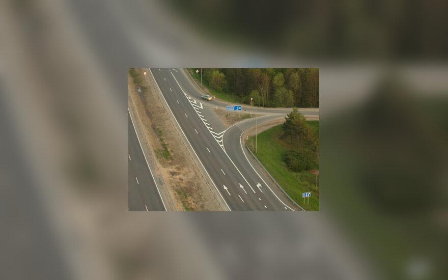 Kelias, autostrada