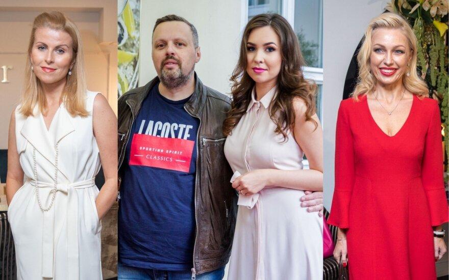 Rūta Mikelkevičiūtė, Andrius Užkalnis, Fausta Marija Leščiauskaitė, Natalija Martinavičienė