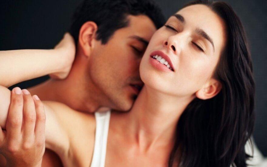 Nuo ko priklauso mūsų seksualinis elgesys?