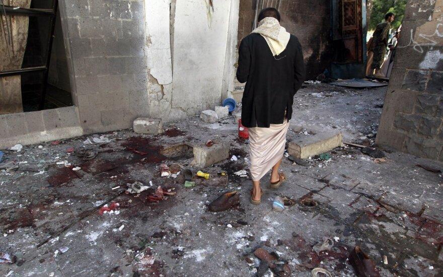 Per oro antskrydį Jemene žuvo 33 žmonės