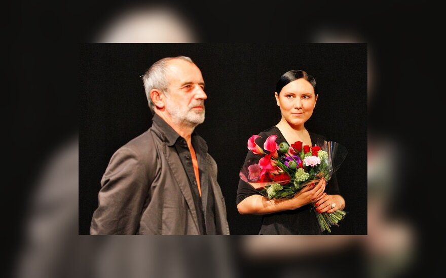 Rimas Tuminas, Greta Cholina