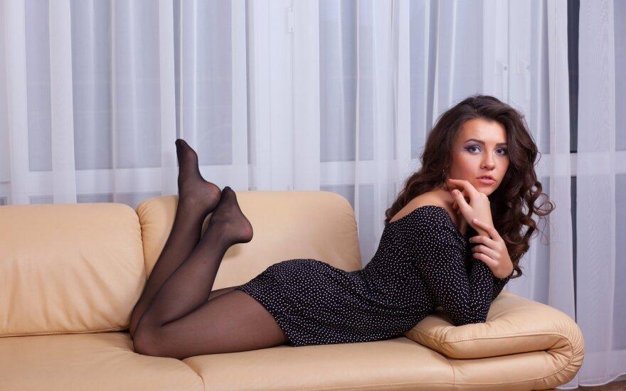 Moters netenkina jos ir vyro intymus gyvenimas.