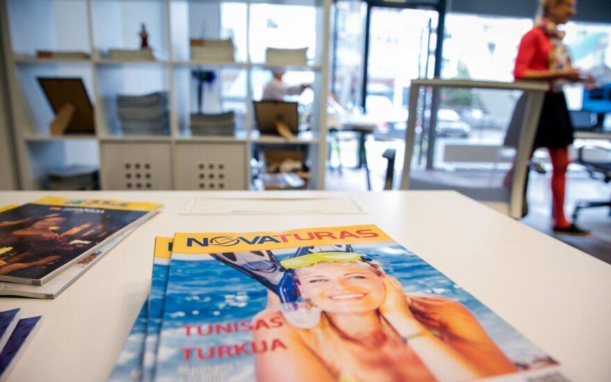 """Įvertino """"Novaturo"""" žingsnį: nori iš šio verslo išsiimti pinigų"""