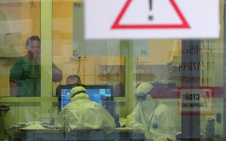 Rusija dėl koronaviruso nuo šeštadienio uždaro kavines ir restoranus