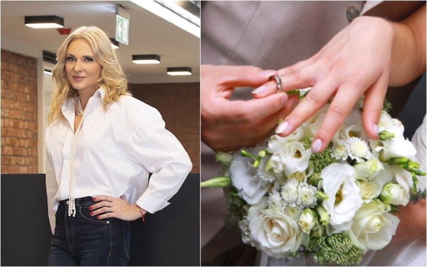 Rasa Arlauskienė, vedybos / Foto: Ilja Sivakov, Shutterstock