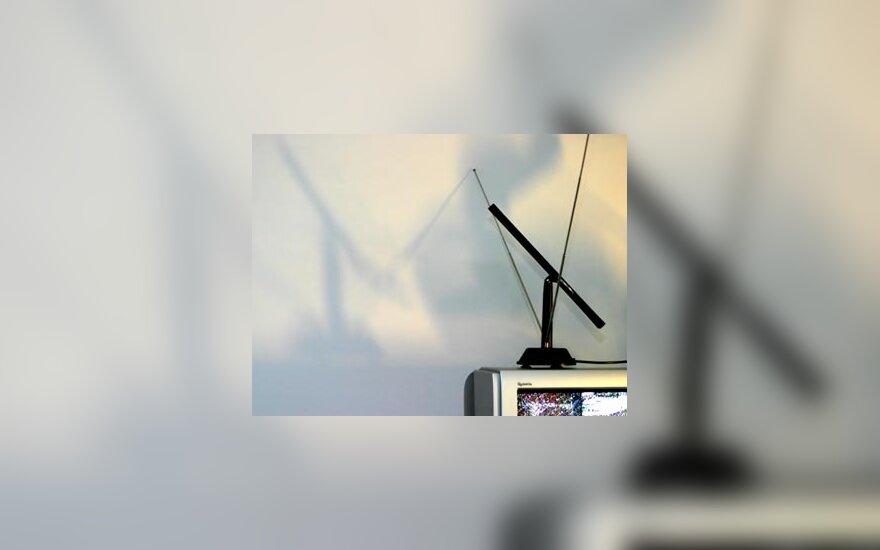 Televizorius, televizija