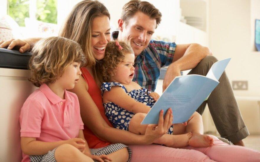 Ką apie savo vaiką turi žinoti kiekviena mama ir tėtis?