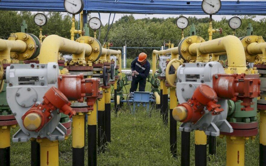 Dėl dujų sistemos darbų Vilniaus mieste gali būti jaučiamas nepavojingas odoranto kvapas