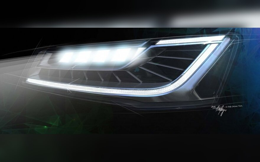 Audi Matrix LED