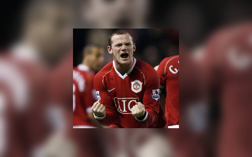 "Wayne Rooney (""Man. United"")"