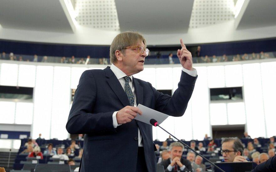 EP liberalai pakeitė pavadinimą: nebenori vadintis liberalais