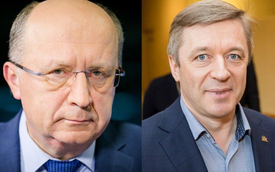 """Karbauskis: būdamas premjeru Kubilius priiminėjo """"Modus grupei"""" naudingus sprendimus"""