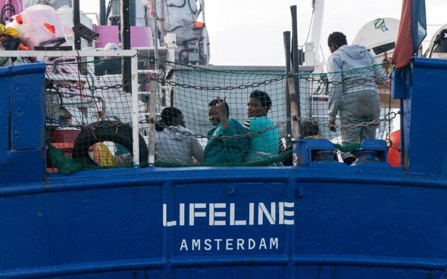 Italijai ir Libijai atmetus siūlymus, ES migracijos politika patyrė smūgį