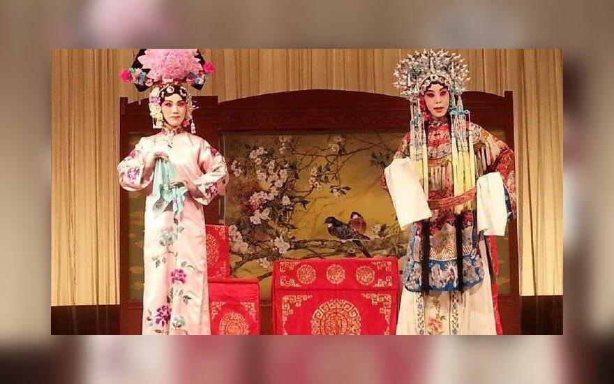 Lietuvio nuotykiai Kinijoje. Čingdao Pekino opera ir kiti kultūrinio gyvenimo ypatumai