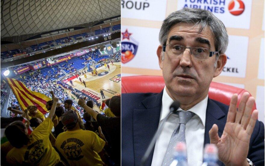 Palau Blaugrana arena, Jordi Bertomeu