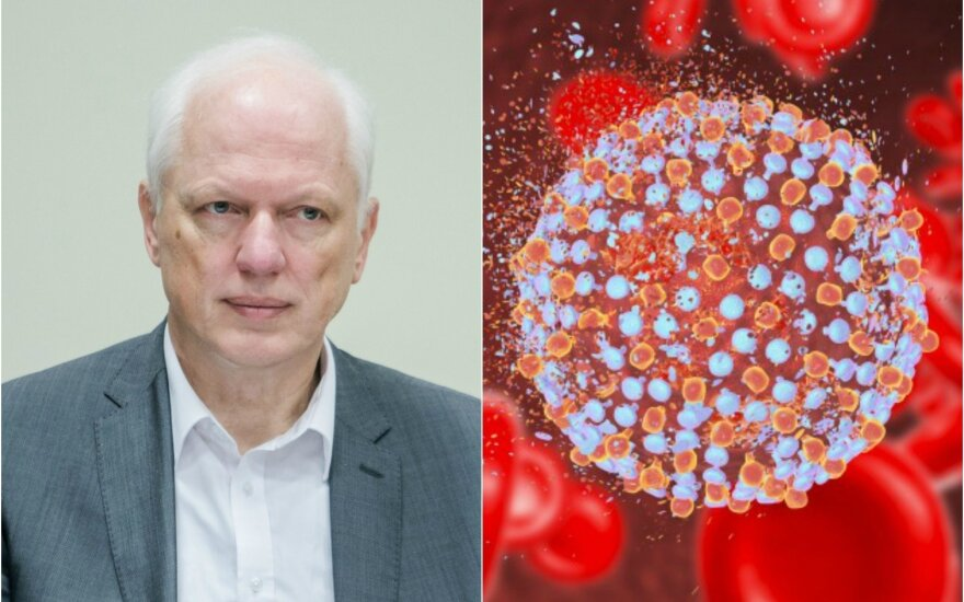 Diagnozė – tik ledkalnio viršūnė: Lietuvoje šį virusą nešioja dešimtys tūkstančių žmonių