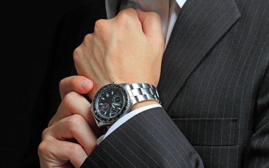 Vyrą pažinsi iš… laikrodžio