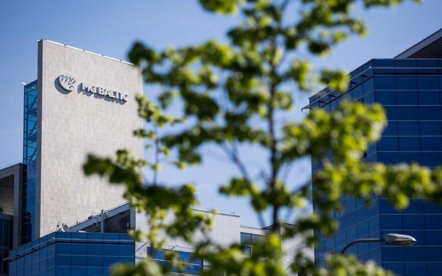 """Teismas atmetė """"MG Baltic"""" prašymą pradėti bylą prieš VSD"""