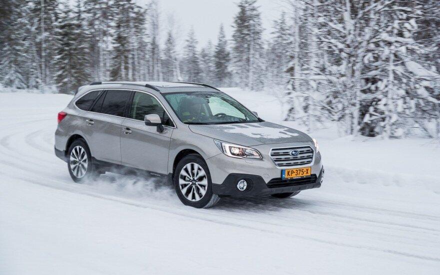 """""""Subaru Outback"""""""