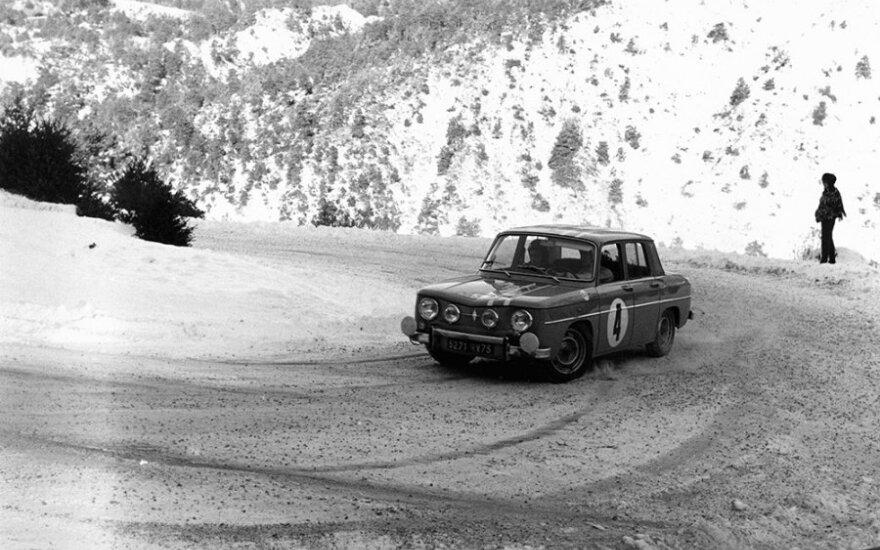Renault 8 Gordini istorija