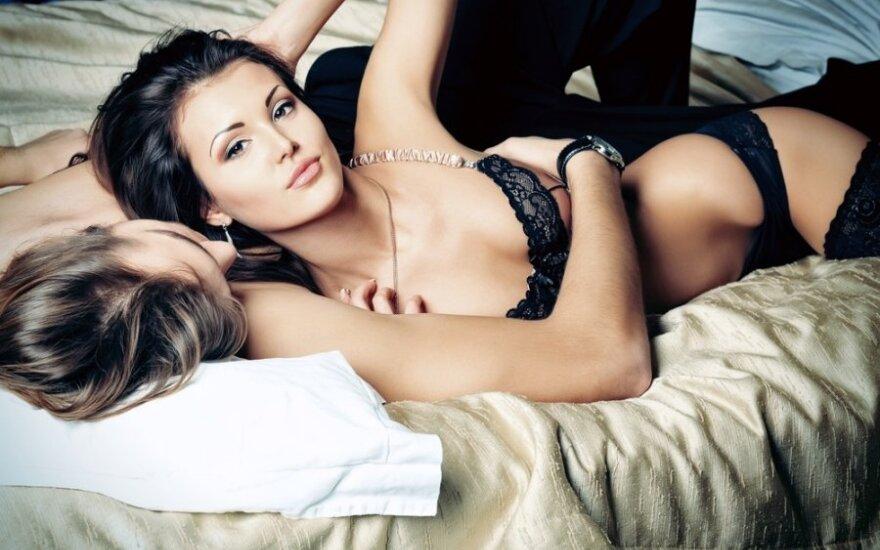 10 priežasčių, kodėl seksas suteikia grožio