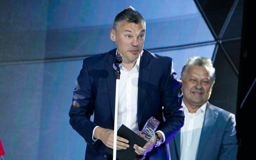 """""""Žalgiriui"""" – aukso žiedai, geriausias treneris – Šaras, finalo serijos MVP – Ulanovas"""
