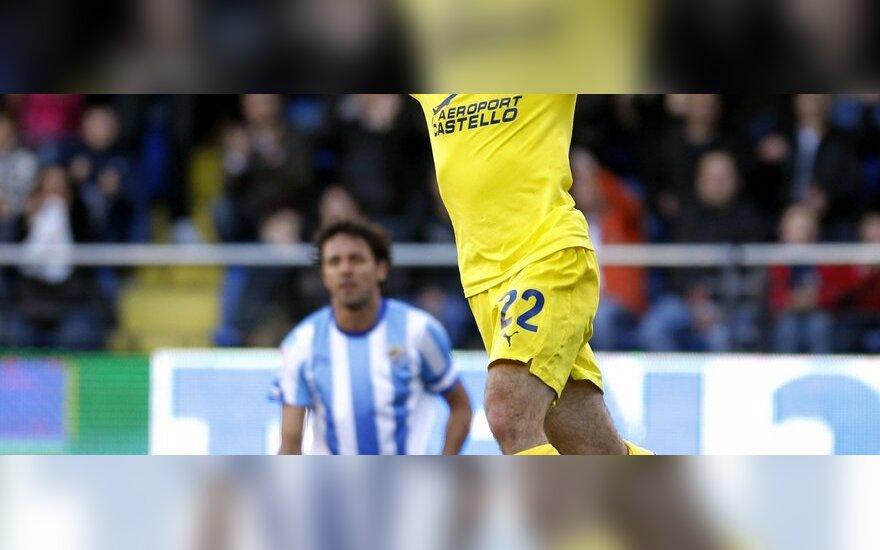 """Giuseppe Rossi (""""Villarreal"""")"""
