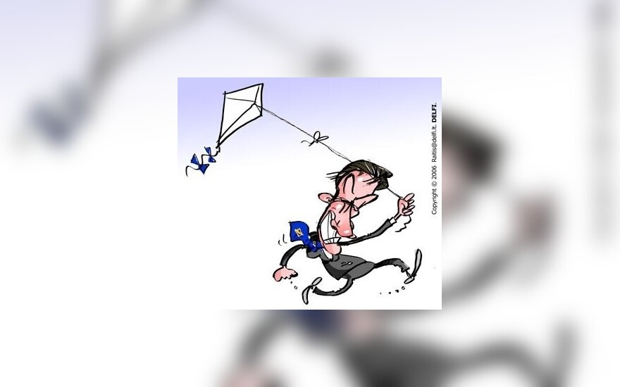 Naujosios sąjungos suvažiavime nutarta jungtis su Darbo partija