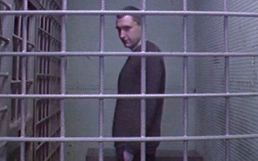 Rusijos aktyvistas Konstantin Kotov kalėjime