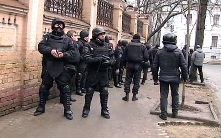Galimi neramumai Rusijai kelia siaubą