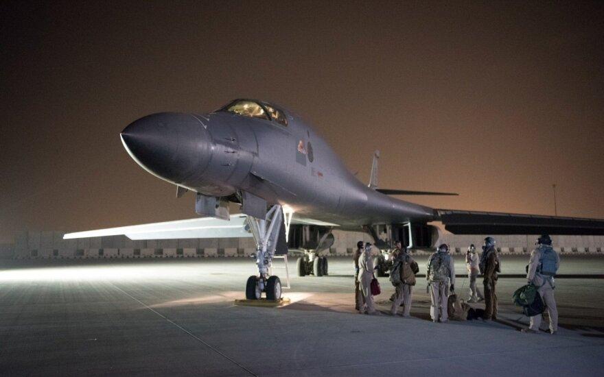 Sirijos bombardavimas leido JAV išbandyti naują raketą