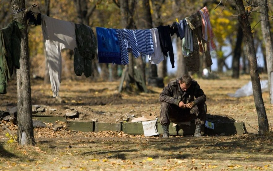 Ukraine needs medicines and sleeping bags, not weapons, says peacekeepers represetative