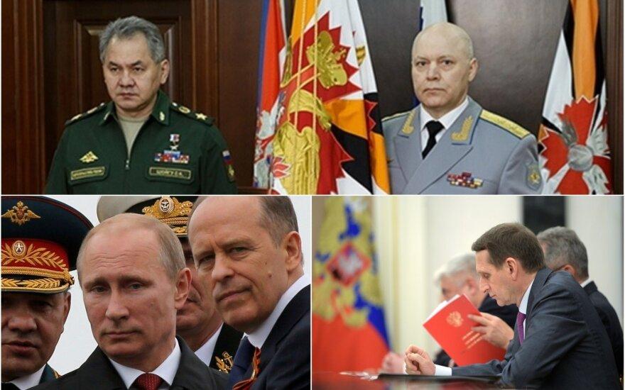 Vašingtone – mįslingas Rusijos specialiųjų tarnybų vadovų apsilankymas