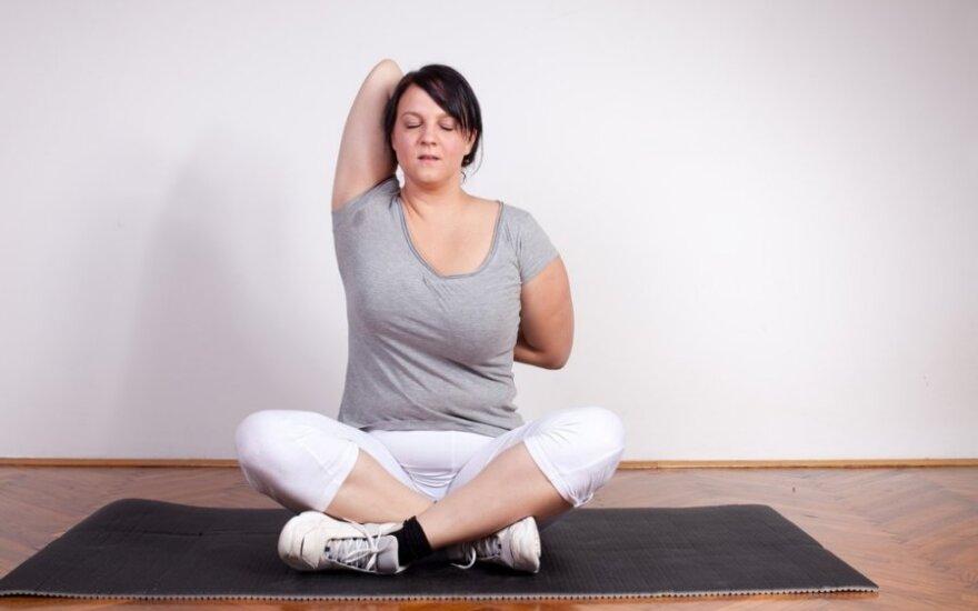 Kūno psichoterapeutė: ką daryti, kad net šiurpai per kūną bangom eitų