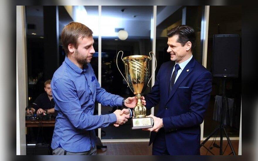 Arūnas Klimavičius ir Tomas Danilevičius