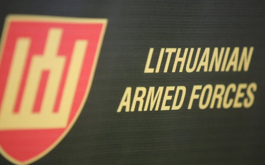 Lithuanian army officer detained for alleged spying