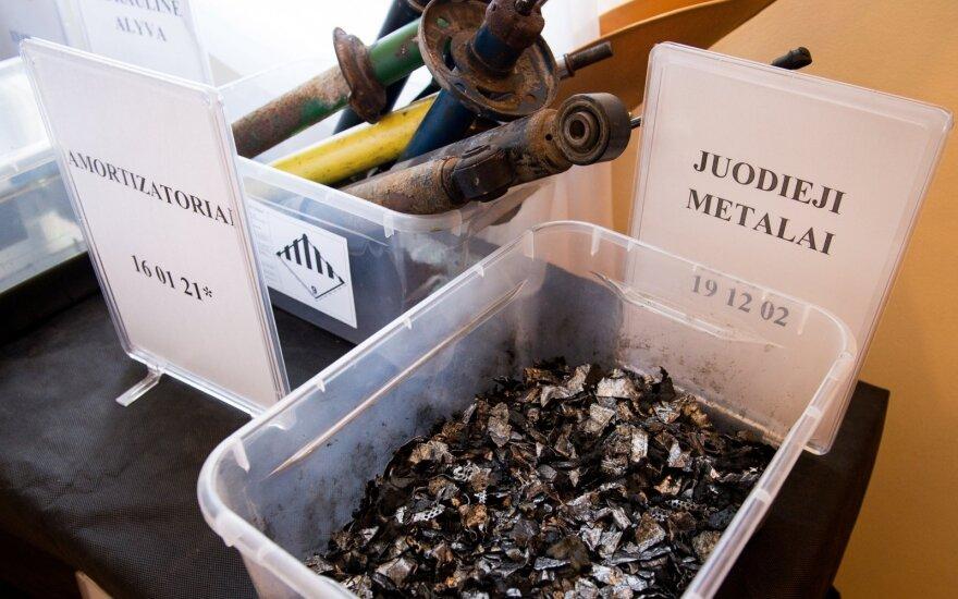 """""""Toksika"""": didėjantys gamybinių atliekų kiekiai atspindi ekonominį pakilimą šalyje"""