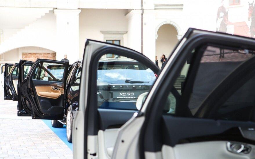 """""""Volvo"""" savininkams pasiūlė originalią paslaugą"""