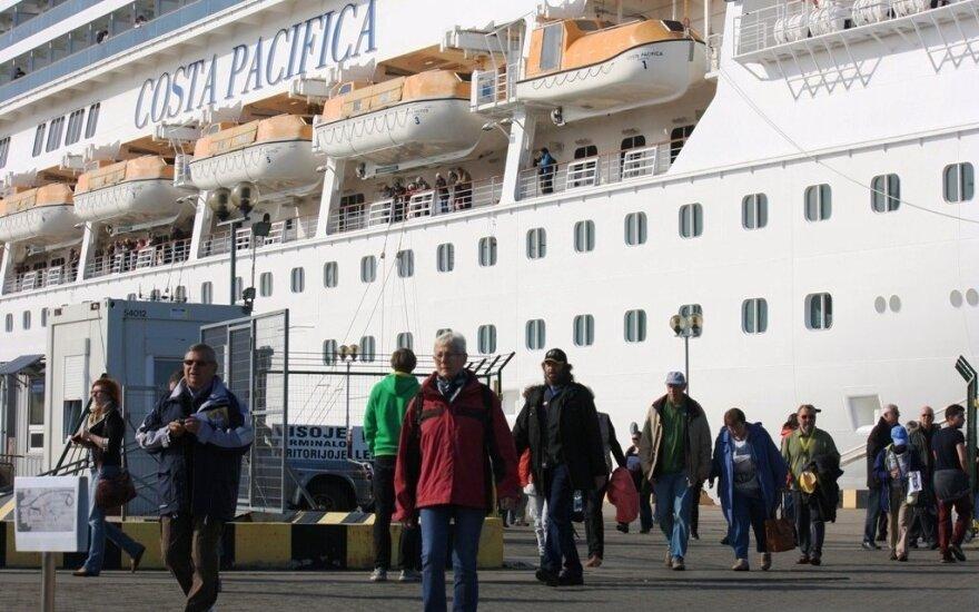 Savaitgalį Klaipėdoje lankysis 2 kruiziniai laivai