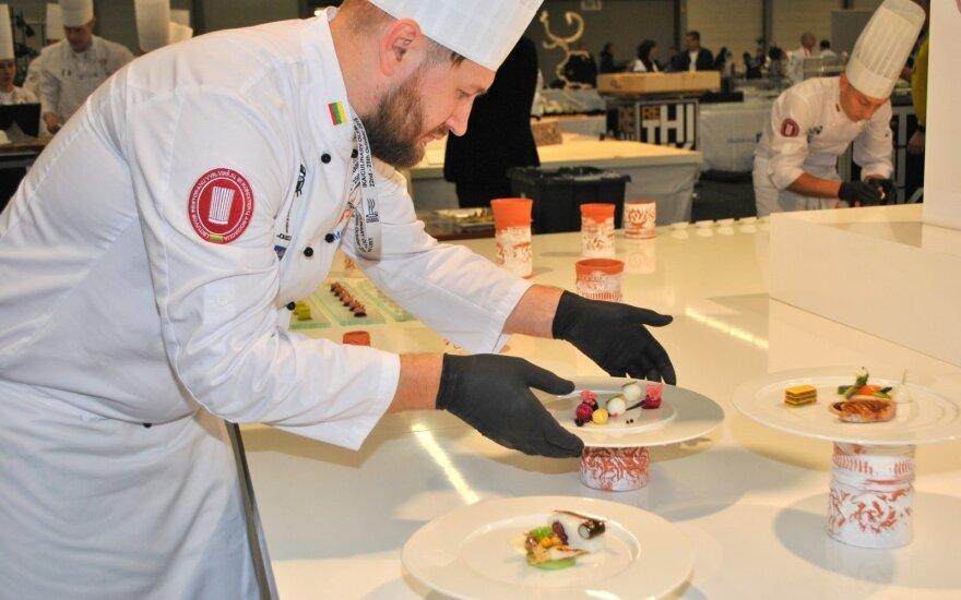 Lietuvos virtuvės šefų rinktinė pasauliniame čempionate