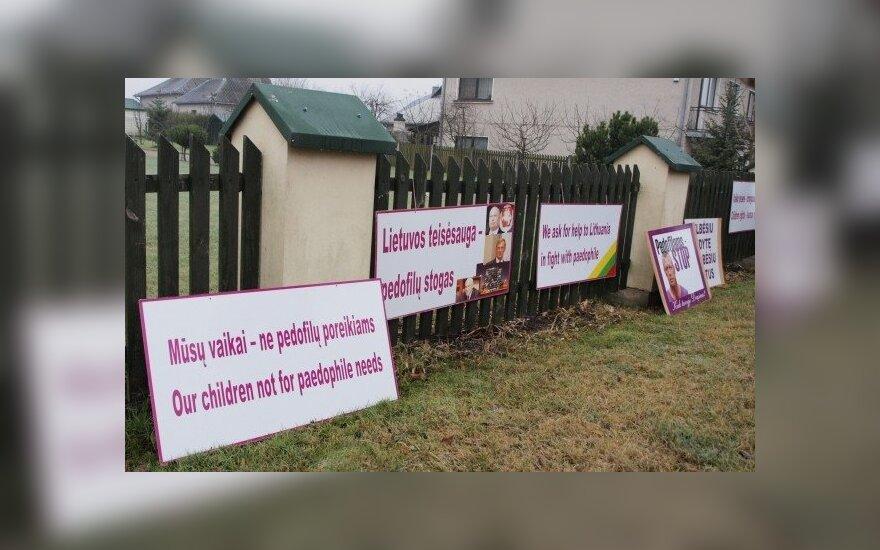 R.Šimašius: teismo sprendimas dėl D.Kedžio dukros nėra įvykdytas