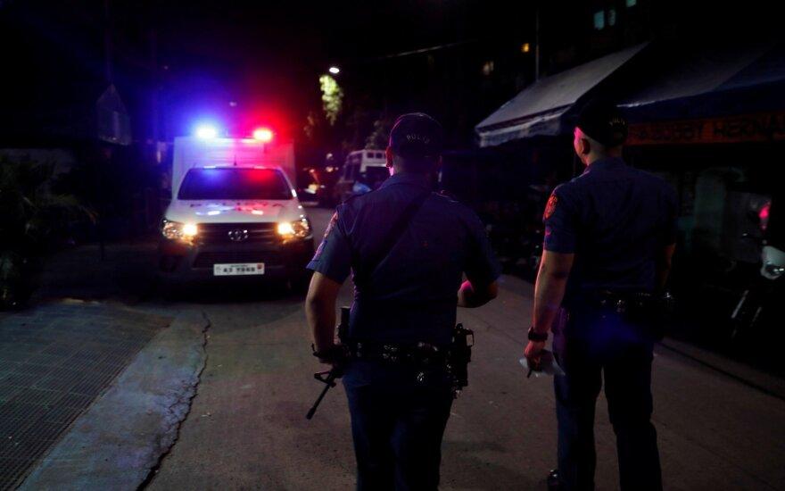 Siaubingas išpuolis Filipinuose: dešimtys sužeistų žmonių, kalba apie žuvusius