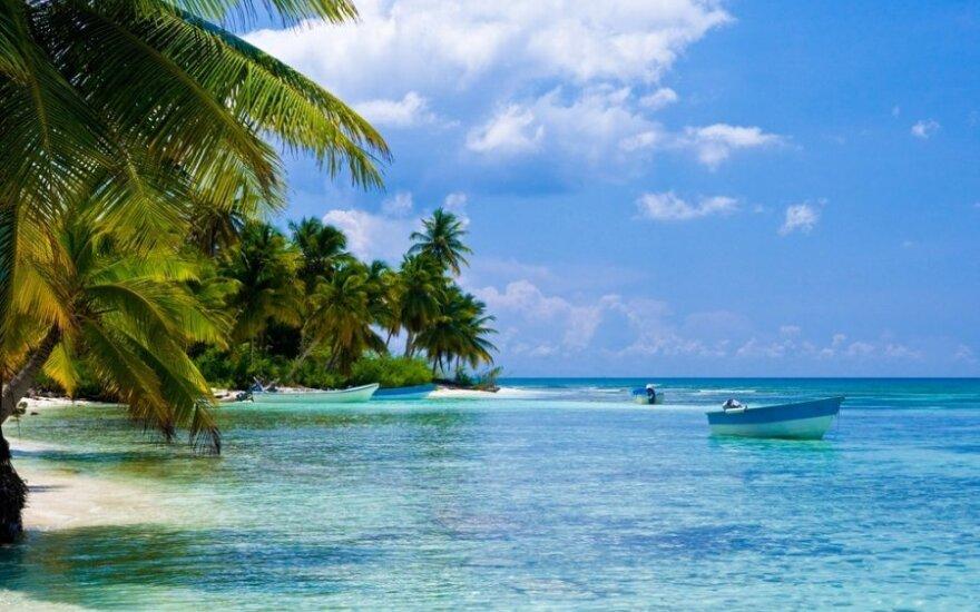 Šalis mėgstantiems nuotykius: autentiška Karibų dvasia ir didžiausia tvirtovė