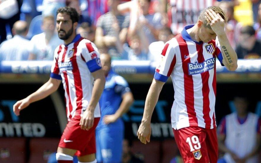 Raulis Garcia ir Fernando Torresas